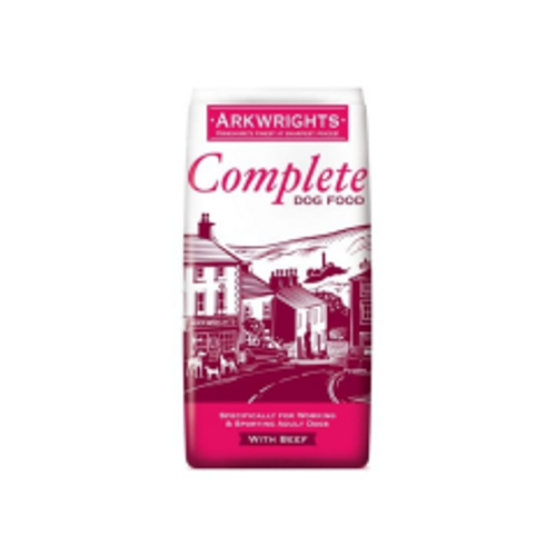 Arkwright Dog Food Beef 15Kg