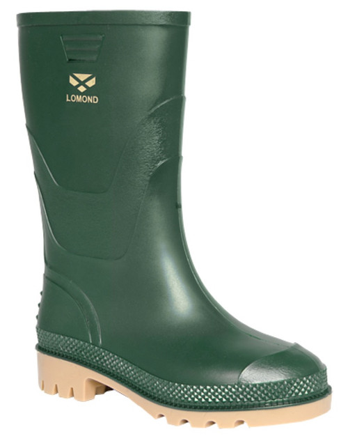 Hoggs Of Fife Lomond PVC Boot Green