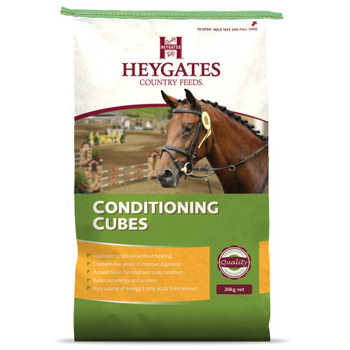 Heygates Conditioning Cubes