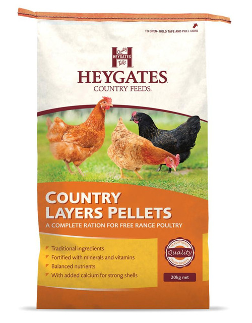 Heygates Layers Pellets