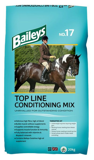Baileys No.17 Topline Conditioning Mix