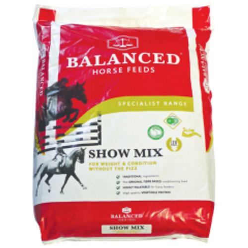 Balanced Show Mix