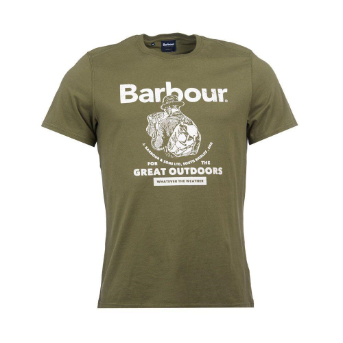 Barbour Outdoors Tee