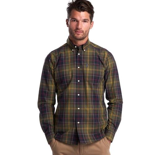 Barbour Tartan 7 Tailored Shirt