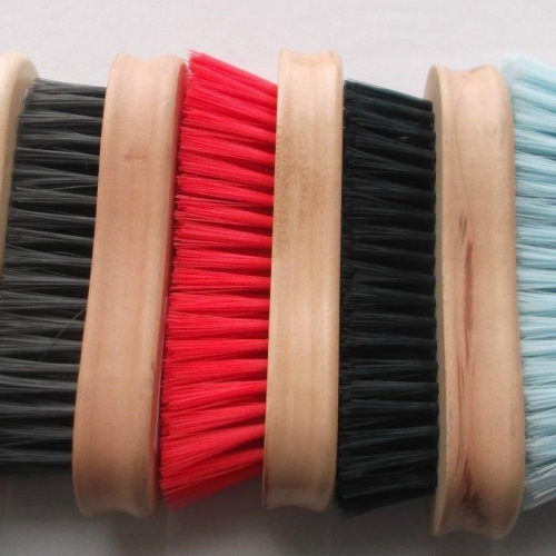 Harlequin Face Brush - Mixed Colours