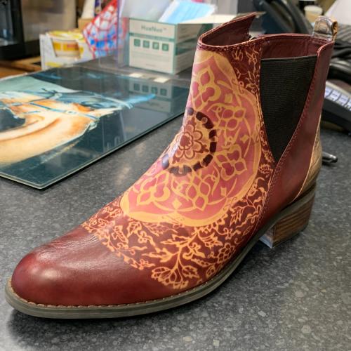 Laura Vita Alice Ankle Boot
