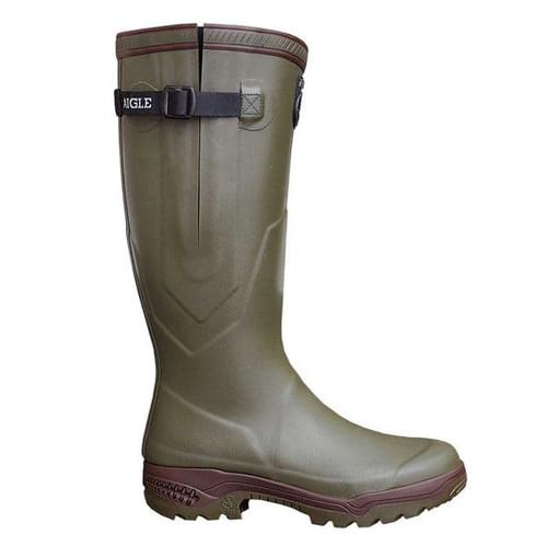 Aigle Parcours 2 ISO Bronze Wellington Boot
