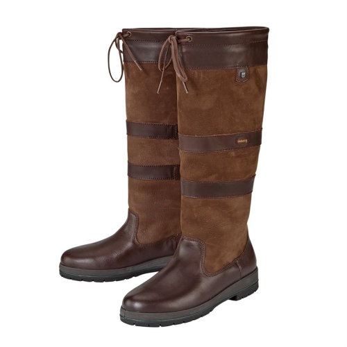 Dubarry Galway Ladies Country Boot, Walnut