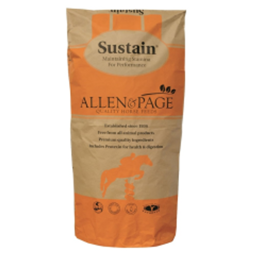 Allen and Page Sustain