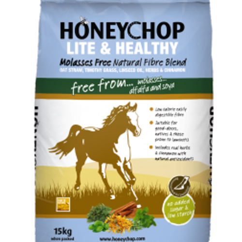 HoneyChop Lite and Healthy