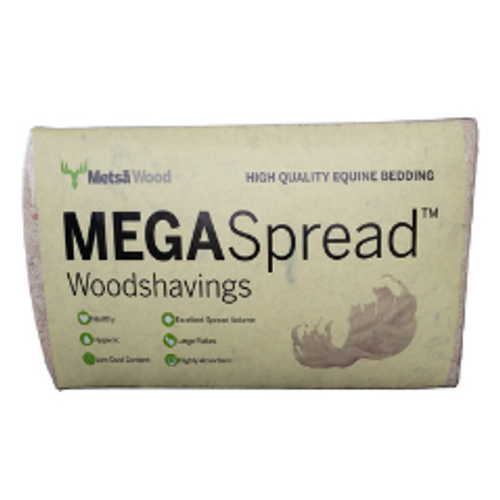 Megaspread Woodshavings