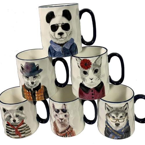 Signature Animal Mug