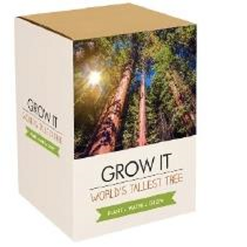 Gift Republic Grow It - World's Tallest Tree