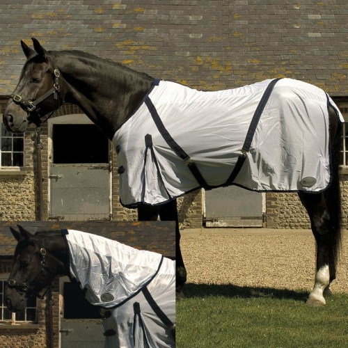 Rhinegold Fly Rug with Detachable Neck Cover