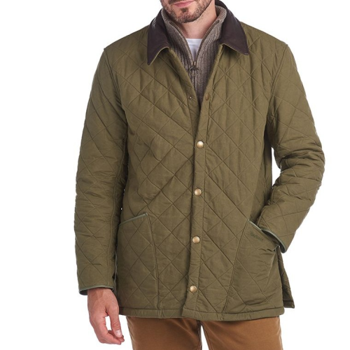 Barbour Luxury Heritage Liddesdale Jacket
