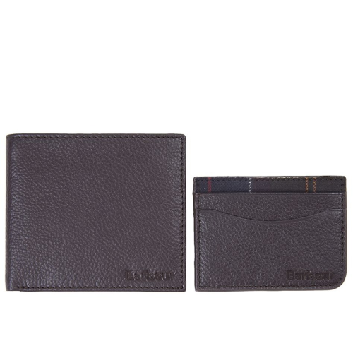 Barbour Wallet/Cardholder Gift Set