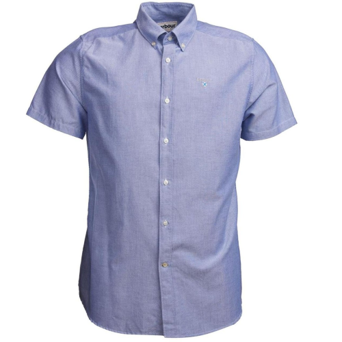 Barbour Mens Oxford 3 S/S Tailored Shirt