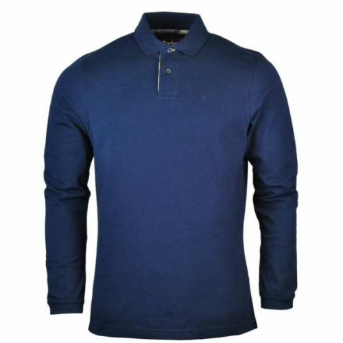Barbour Long Sleeve Sports Polo