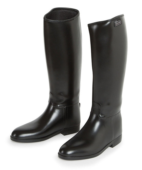 Shires Childrens Long Rubber Riding Boot