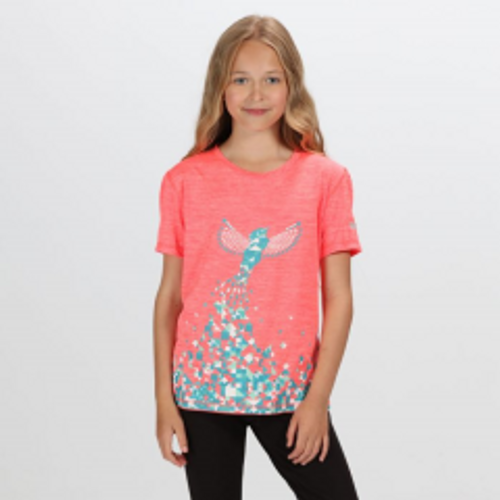 Regatta Kids' Alvarado IV Graphic Print T-Shirt