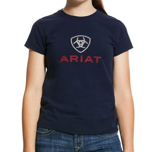 Ariat Girls HD Logo T-Shirt