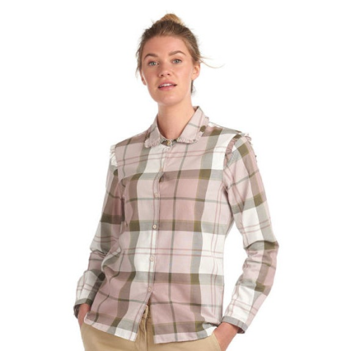 Barbour Norwood Ladies Shirt-Multi