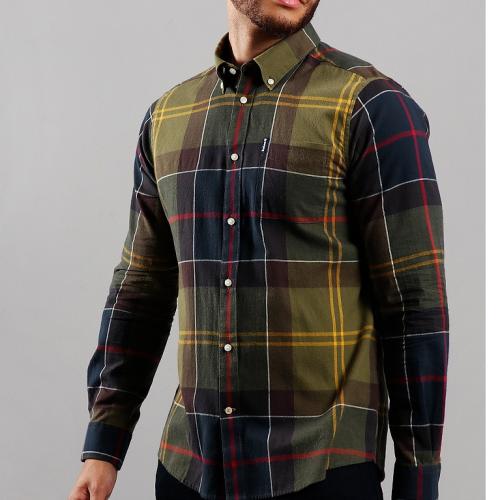 Barbour Tartan 5 Tailored Shirt - Classic