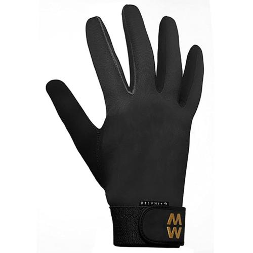 MacWet Climatec Equestrian Gloves - Black