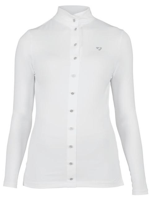 Aubrion Amelia Show Shirt - White
