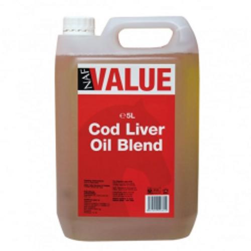 NAF Value Cod Liver Oil Blend