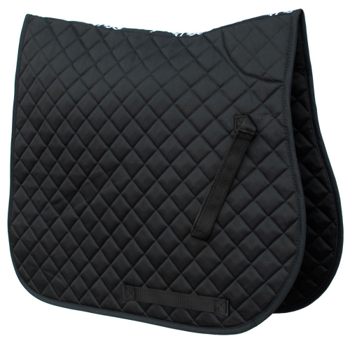 Rhinegold Cotton Quilted Saddle Pad