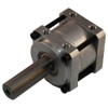 One Stage P6S Gearbox with Machinable Motor Block