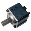 One Stage P7S Gearbox with Machinable Motor Block