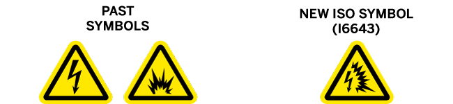 New Arc Flash Symbol
