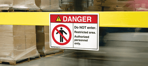 Safety Sign Assessments Experience