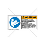 Warning/If An Overload Label (C4232-10)