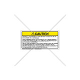 Caution/Federal Law Restricts Label (C24089-07)