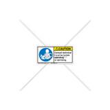 Caution/Consult Technical Manuals Label (C2755-08)