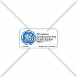 GE Symbol Label (C10789-04)