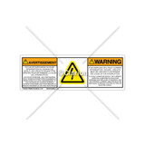 Warning/If An Overload Label (C7930-02)