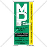Heavy Duty Dolly 2 (C8606-08)