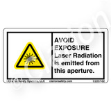 Avoid Exposure Laser Radiation (C2237-02)