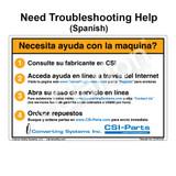 Need Trouble Shooting Help (C31673-02)