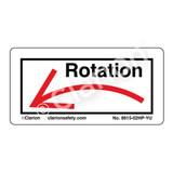 Rotation Arrow Left (8915-02HP-YU)