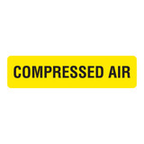 Compressed Air Label (CA-)