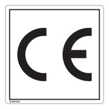 CE Mark Label (CE-)