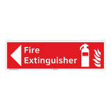 Fire Extinguisher Sign (F1003-)
