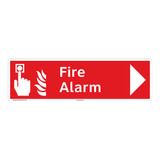 Fire Alarm Sign (F1007-)