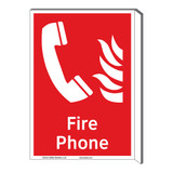 Fire Phone Sign (F1011F-)