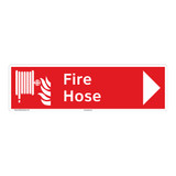 Fire Hose Sign (F1017-)